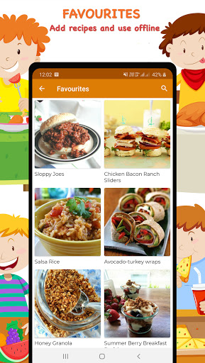 Foto do Recipes for Kids