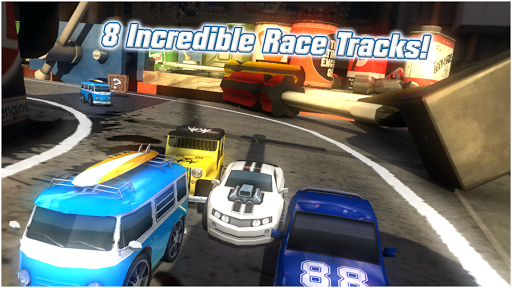 Table Top Racing Free  screenshots 3