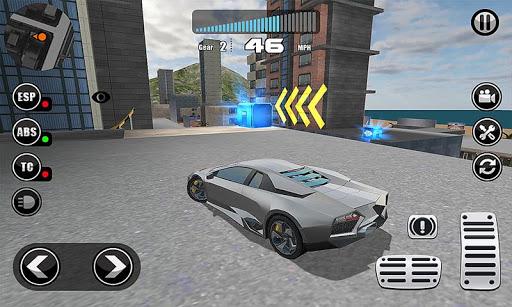 Fanatical Car Driving Simulator  screenshots 2