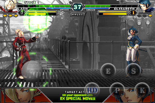 Code Triche THE KING OF FIGHTERS-A 2012(F) (Astuce) APK MOD screenshots 4