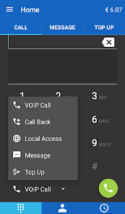 LowRateVoip call abroad