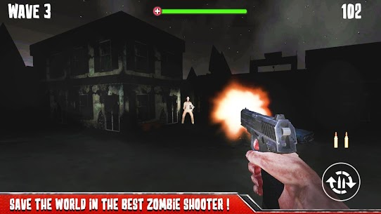 Dead City Walkers – Zombies Survival Shooter Hack Online (Android iOS) 5