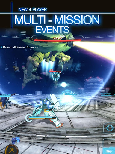GUNDAM BATTLE GUNPLA WARFARE 2.02.00 screenshots 23