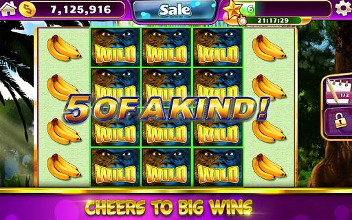 Jackpot Party Casino Games: Spin FREE Casino Slots 5017.01 screenshots 20