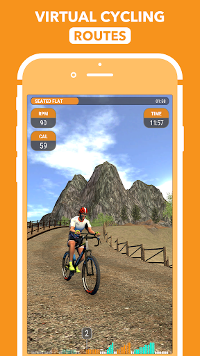 CycleGo - Indoor Cycling Workouts 3.4.1 Screenshots 4