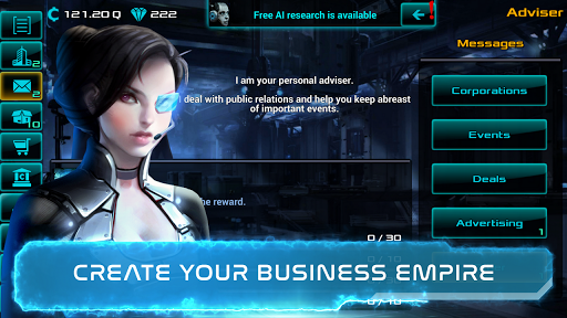 Business Clicker: Sci-Fi Magnate and Capitalist 2.0.14 screenshots 8