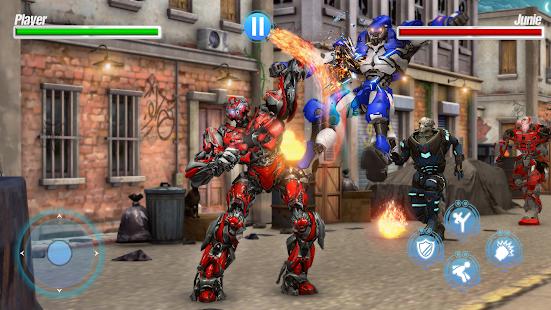 Grand Robot Ring Battle: Robot Fighting Games 5.0.2 Screenshots 4