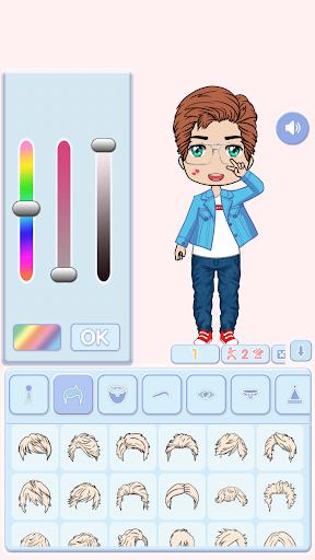 Chibi Boy u2013 Doll Maker 1.4 screenshots 15