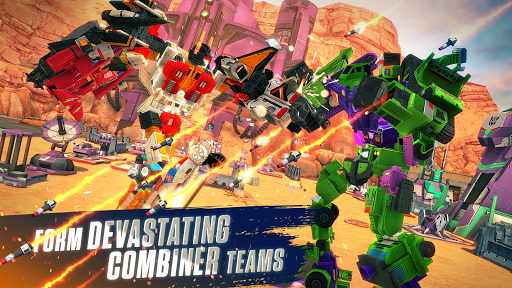 TRANSFORMERS: Earth Wars 14.0.0.234 Screenshots 5