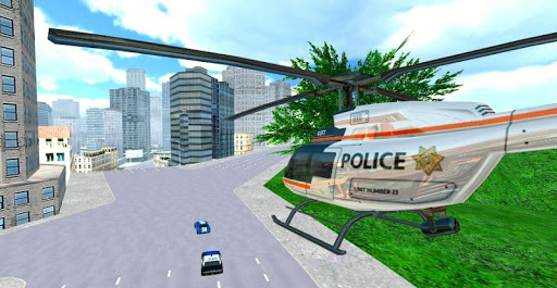 Police Helicopter City Flying 1.2 screenshots 20