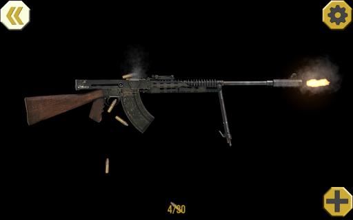 Machine Gun Simulator Ultimate Firearms Simulator 2.1 screenshots 5