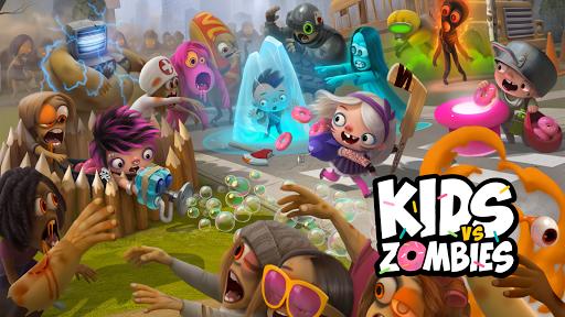 Kids vs Zombies: Brawl for Donuts 1.0.0.1209 screenshots 1