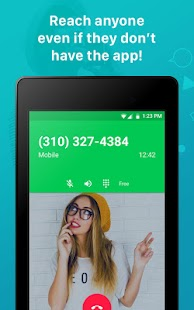 Nextplus Free SMS Text + Calls Screenshot
