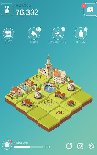 Age of 2048u2122: Civilization City Merge Games  screenshots 7