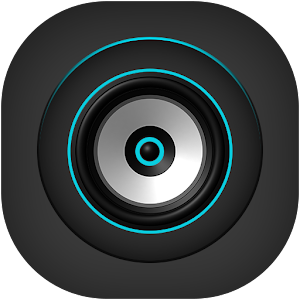 Volume Sound Booster Android 3.0 by TechNormous360 logo