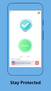 USA VPN – Unlimited VPN, Free VPN, Privacy MOD (Premium) 3
