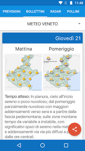 Meteo Arpa Veneto For PC Windows (7, 8, 10, 10X) & Mac Computer Image Number- 6