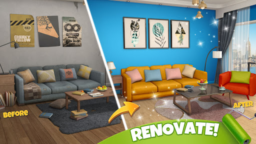 Fashion Makeup: Home Design 6.0 screenshots 2