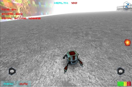 Bombroid: Mission-Moon Station Game Hack Android and iOS 3