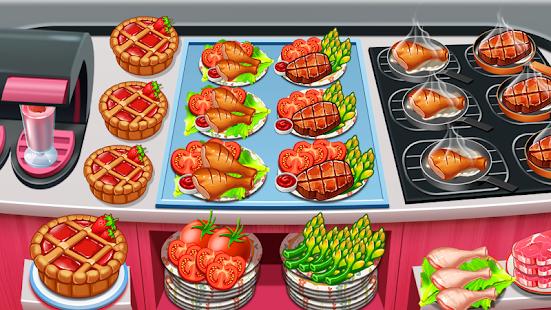 Cooking Games for Girls - Craze Food Kitchen Chef 1.03 Screenshots 1