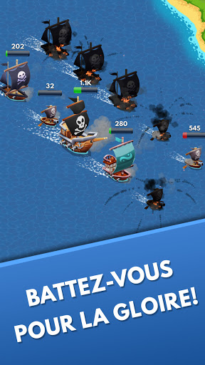 Télécharger Gratuit Idle Pirate Tycoon APK MOD (Astuce) screenshots 1