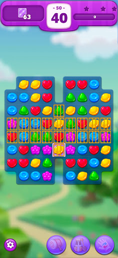 Candy Sweet: Match 3 Puzzle goodtube screenshots 5