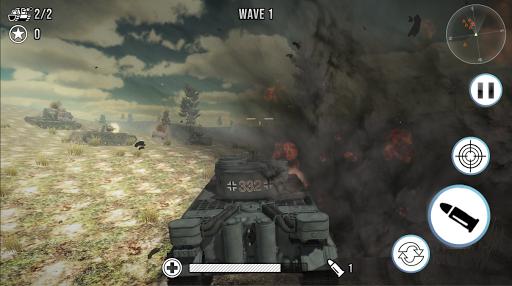World War Tank : Tank of Fury  screenshots 2