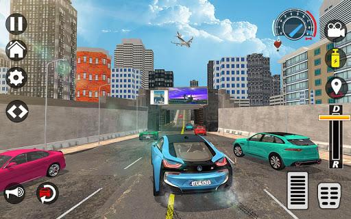 i8 Super Car: Speed Drifter 1.0 Screenshots 6