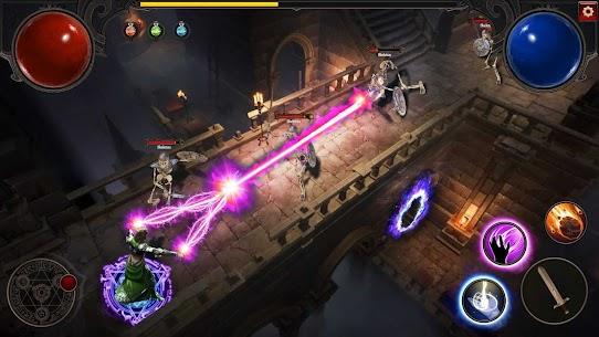 Path of Evil Immortal Hunter MOD APK 1.1.0 2