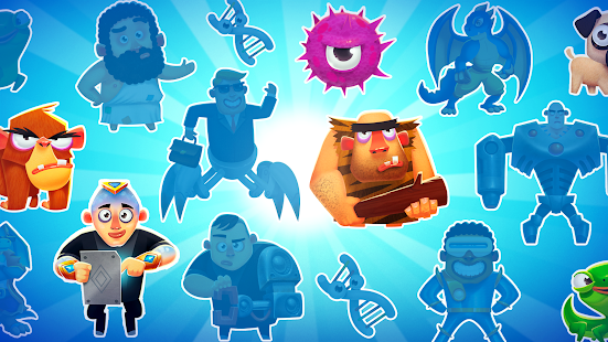 Human Evolution Clicker: Tap and Evolve Life Forms Mod Apk