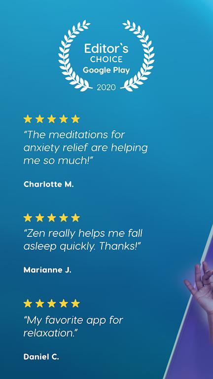 Zen: Relax, Meditate & Sleep  poster 0