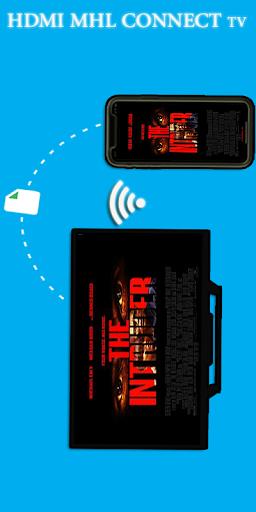 Usb Connector phone to tv (otg/hdmi/mhl/screen) 11.7 Screenshots 5