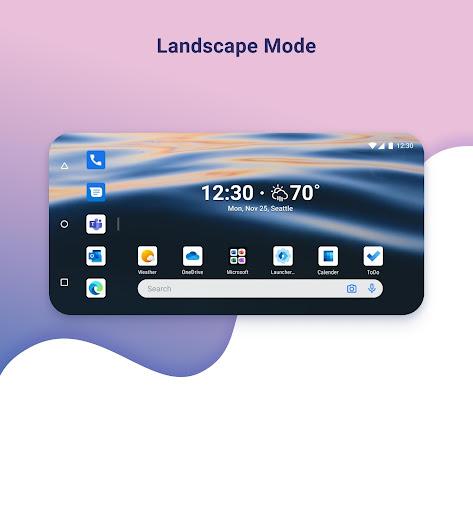 Microsoft Launcher android2mod screenshots 5