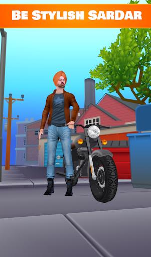 Bike Street Rush - India Edition android2mod screenshots 2
