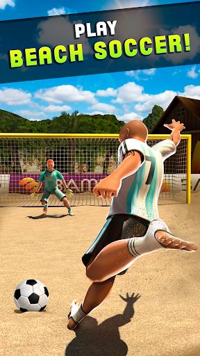 Shoot Goal - Beach Soccer Game 1.3.8 screenshots 4