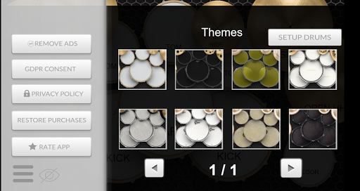 Virtual Drum Set  screenshots 7
