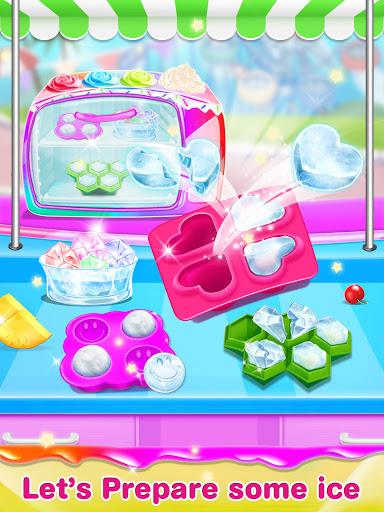 Unicorn Ice Slush Maker 14 Screenshots 8