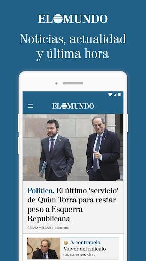 El Mundo - Diario lu00edder online 5.0.24 Screenshots 1