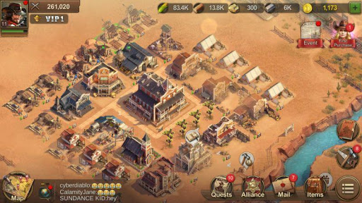 Wild Frontier: Town Defense 1.5.5 screenshots 14
