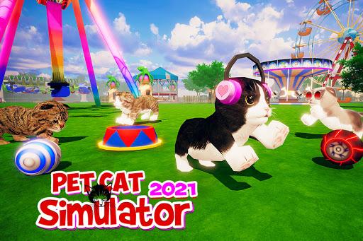 Virtual Cat Simulator - Open World Kitten Games  screenshots 5