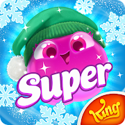 App Icon for Farm Heroes Super Saga App in United States Google Play Store