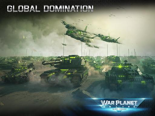 War Planet Online: MMO Game screenshots 10