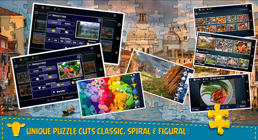 Jigsaw Puzzle Crown - Classic Jigsaw Puzzles  Screenshots 14