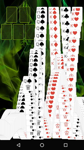 Russian Cell Solitaire screenshots 2