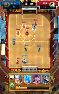 Soccer Royale: Clash Games 6