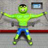 Incredible Monster Stickman Giant Hero Fighting app apk icon