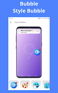 Messenger Bubble SMS – Free Chat SMS, MMS 2