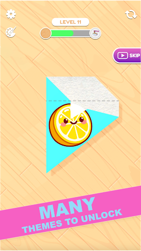 Paper Fold - Pictures Puzzle  screenshots 12