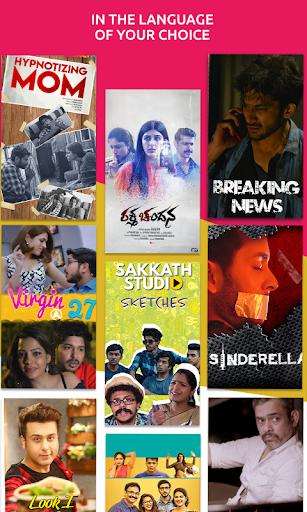 Watcho: Original Spotlight Exclusive Shows & Films apktram screenshots 2