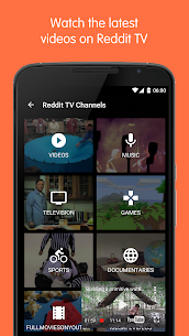 Now for Reddit v5.9.1 build 175 [Pro] [Mod] 4